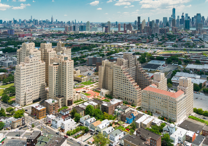Palladium secures construction loan for McGinley Square project
